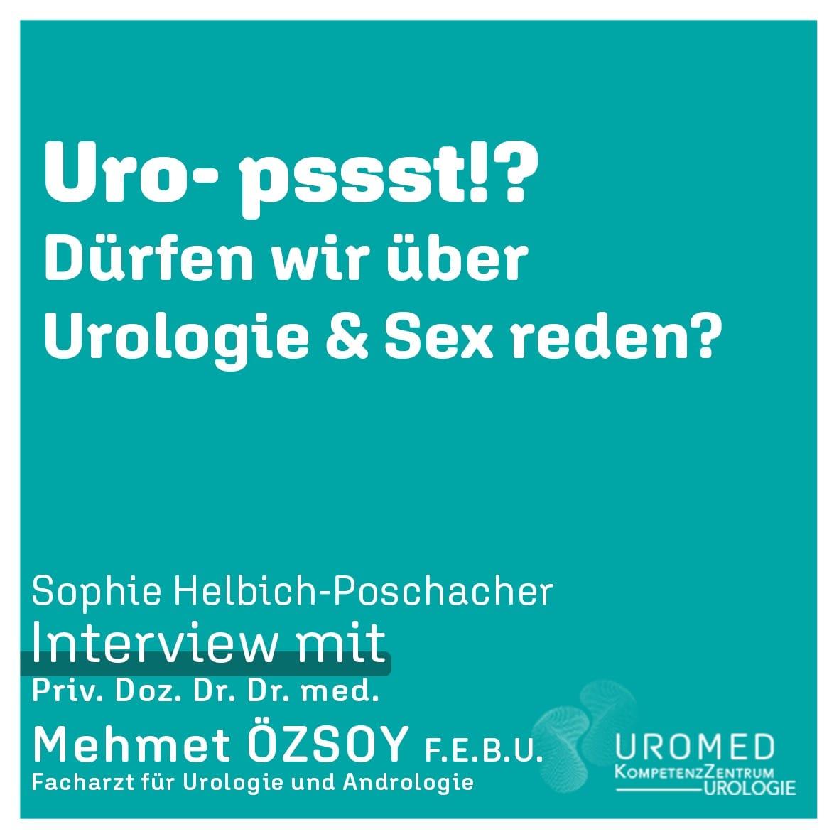 Interview mit DDR. M. Özsoy